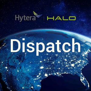 Hytera HALO Dispatch - Web-Based App for Location and Communications Management - Single Device Monthly Subscription