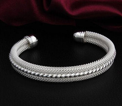 Women's Fashion 925 Sterling Silver Bracelet