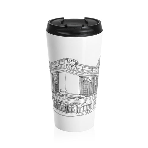 Grand Central Terminal - Stainless Steel Travel Mug