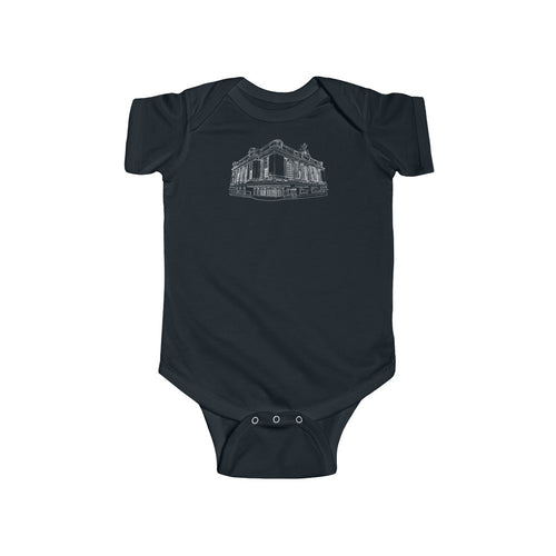 Grand Central Terminal - Infant Fine Jersey Bodysuit