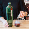 Tanqueray Gin Negroni How to Make Craft Tutorial On the rocks glass Iron Gate The modern home bar