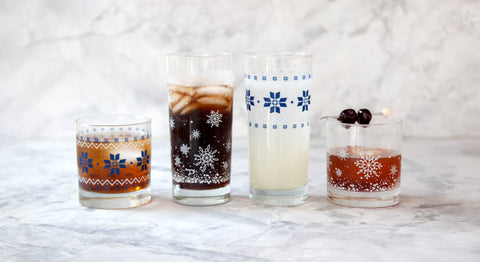 Holiday Glassware