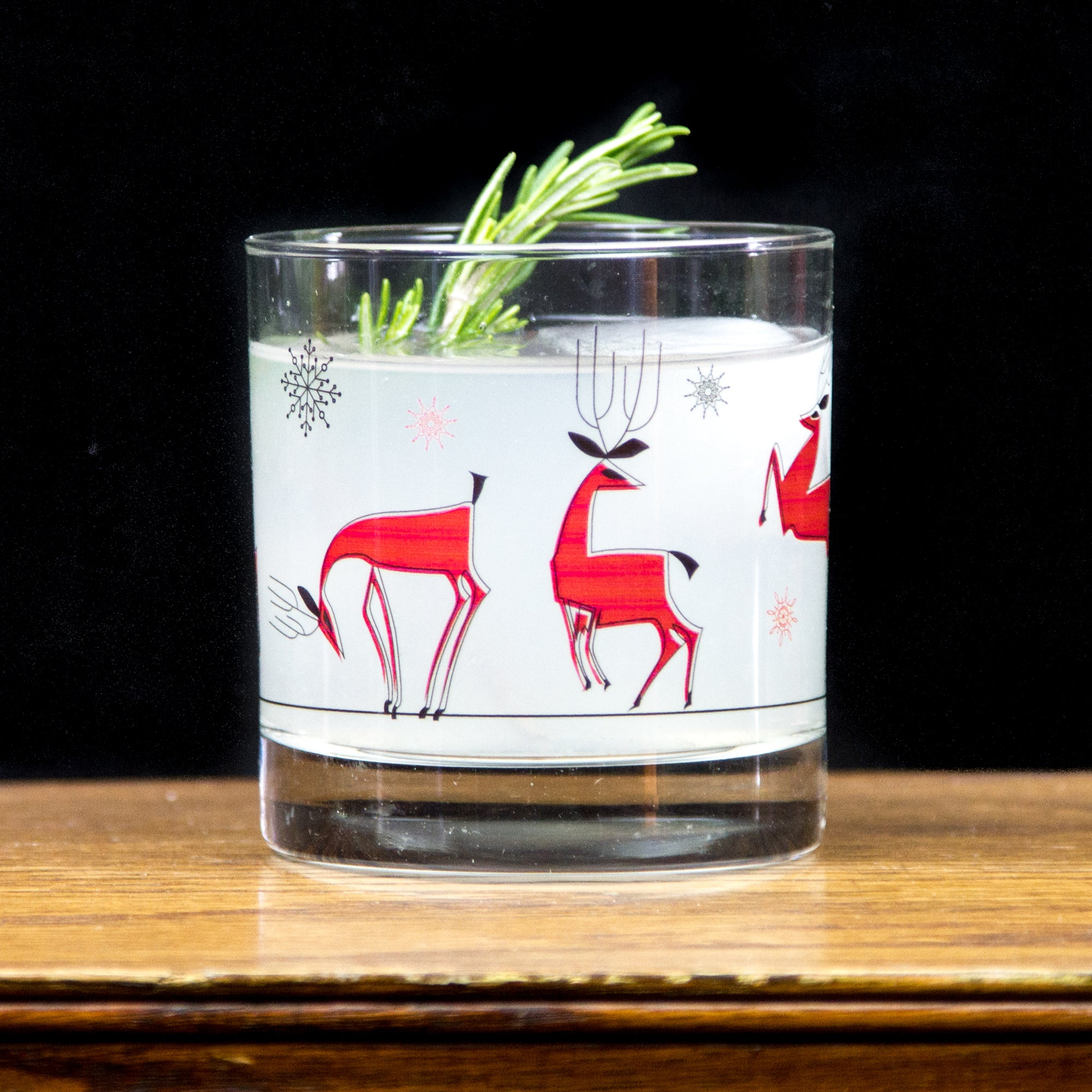 Reindeer Games | Set of 4