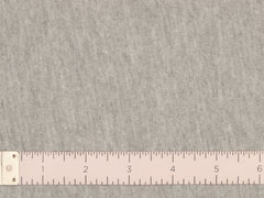 Heather Grey Cotton Terry - CPT10-HG