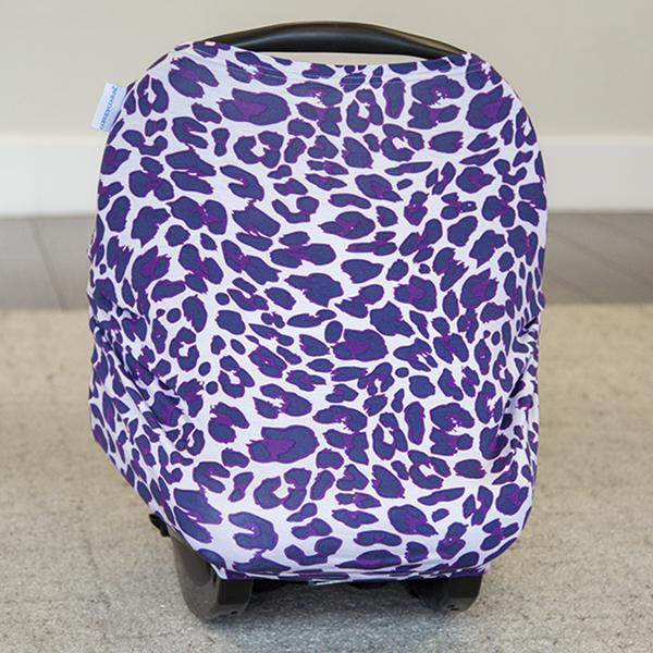 Jersey Stretch Car Seat Cover-Car Seat Cover-Kradle me