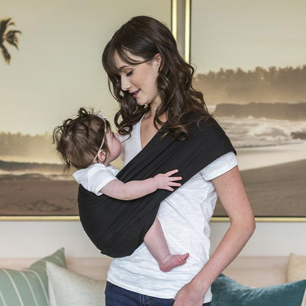 Breathable and Soft Baby and Newborn Pouch Sling Carrier - Kradle Me