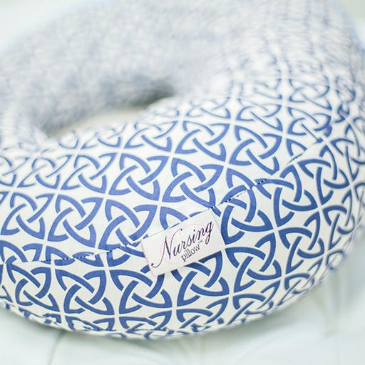 Serenity Nursing Print | Pillow-Pillows-Kradle me