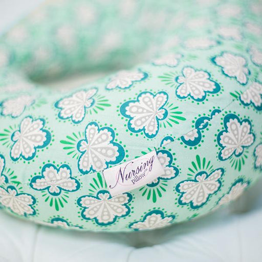 Firefly Nursing Print Pillow and positioner - Kradle Me