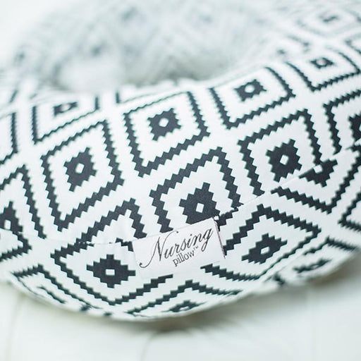 Peaceful Nursing Print | Pillow-Pillows-Kradle me