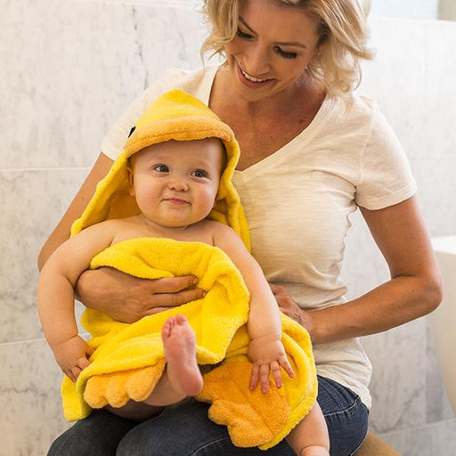Cute Baby and Toddler Hooded Towels - Kradle Me