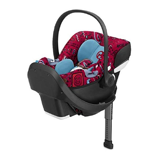 Cybex Balios S Travel System | Aton M Rear Facing Infant Car Seat-Stroller-Kradle me