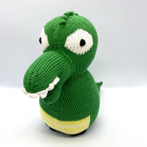 Alligator Knit Doll | by Loralin Design - Kradle Me