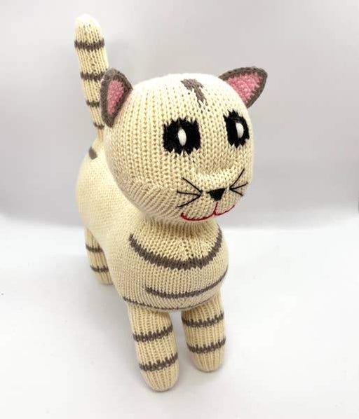 Cat Knit Doll | by Loralin Design - Kradle Me