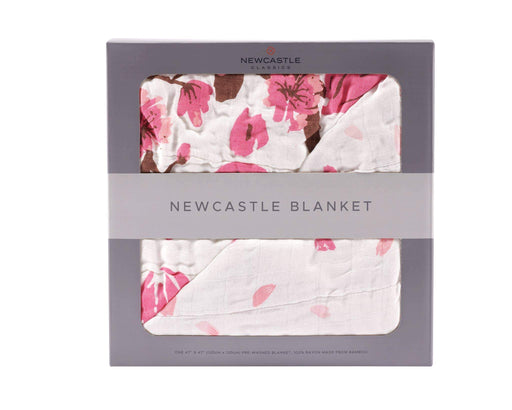 Newcastle Classics Blankets | Pure Bamboo Or Pure Cotton for Girls-Blankets-Kradle me
