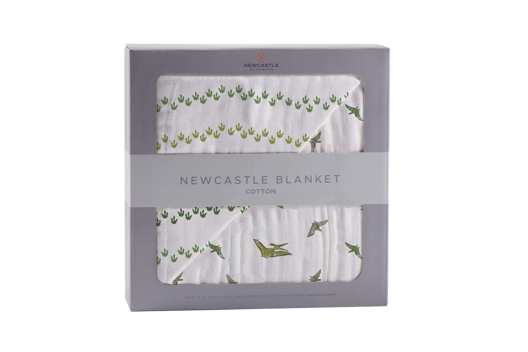 Newcastle Classics Blankets | Pure Bamboo Or Pure Cotton for Boys-Blankets-Kradle me