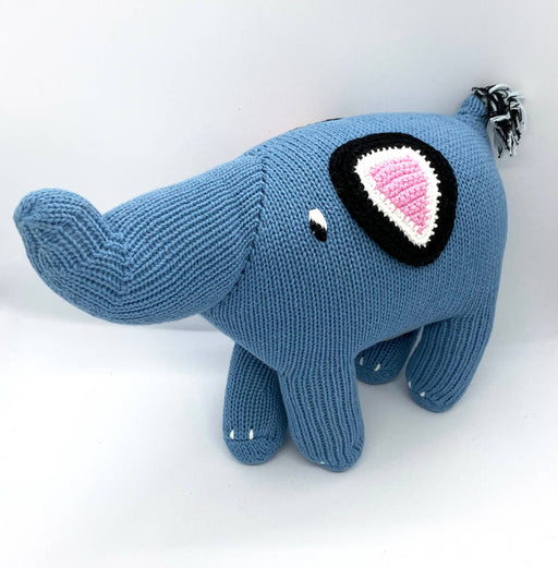 Elephant Knit Doll | by Loralin Design - Kradle Me