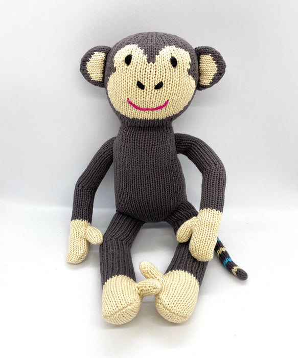 Monkey Knit Dolls | by Loralin Design - Kradle Me