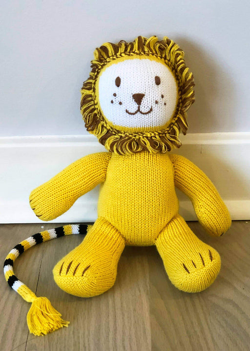 Lion Knit Doll | by Loralin Design - Kradle Me