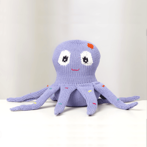 Octopus Knit Doll | by Loralin Design - Kradle Me