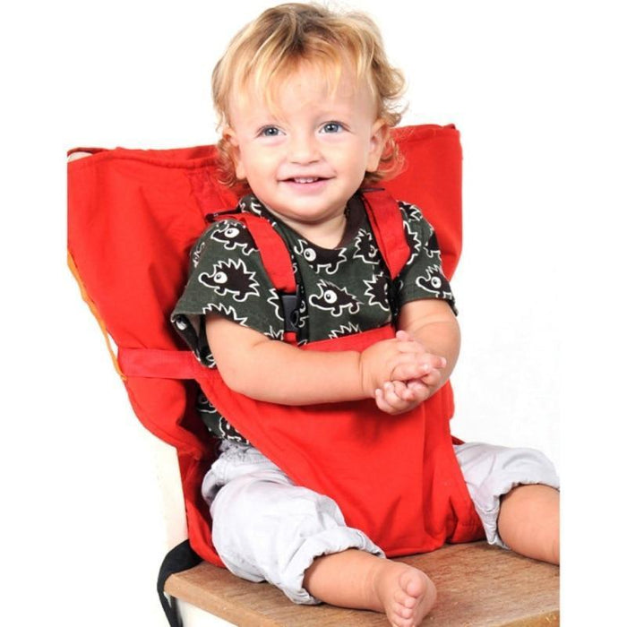 Seat and Go™ - Portable Baby High Chair - Kradle Me