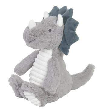 Triceratops Tris | Cute Stuffed Animal Plush - Kradle Me