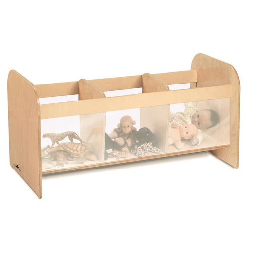 Clear View Toy Storage Box - Kradle Me