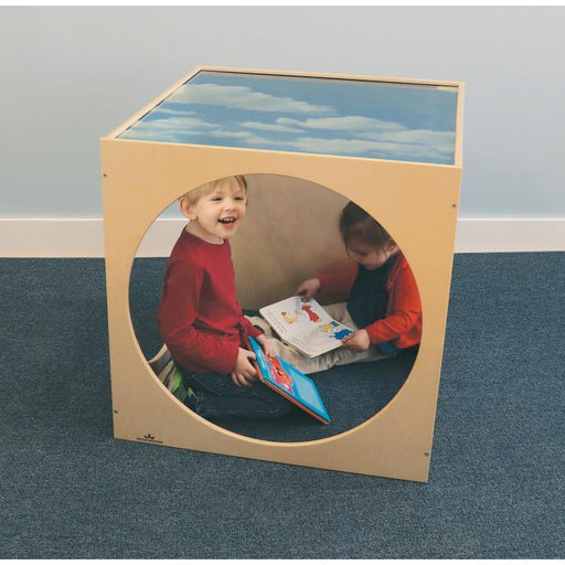Whitney Brothers Acrylic Top | Play House Cube-Playroom-Kradle me