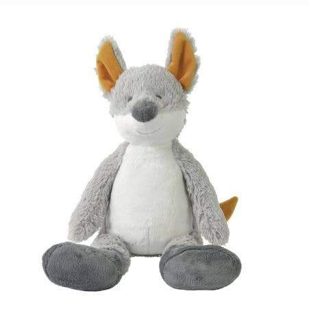 Wolf Wayne no. 2 | Cute Stuffed Animal Plush - Kradle Me