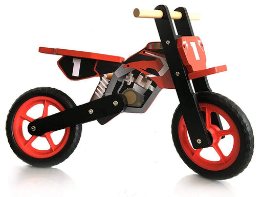 Wooden Balance Bike - For Boys - Kradle Me