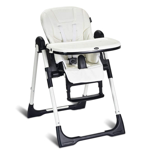 Foldable High chair with Multiple Backrest Adjustable - Kradle Me