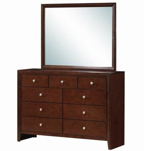 Scandinavian Double Dresser and Mirror Set - Kradle Me