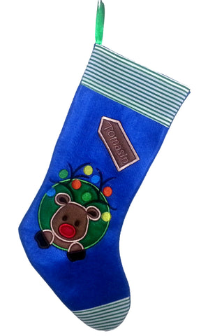 Reindeer Stocking