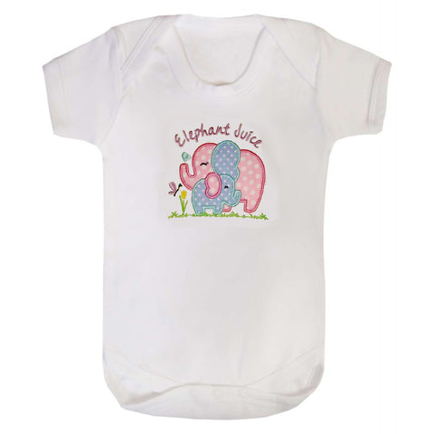 Elephant Juice bodysuit