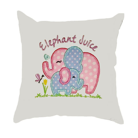 Elephant Juice cushion