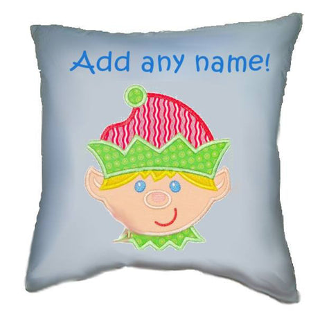 Elf Boy (face) Cushion