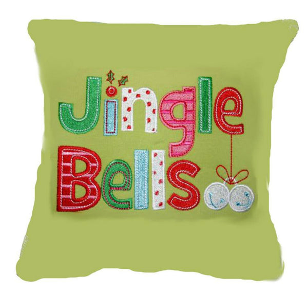 Jingle Bells Cushion