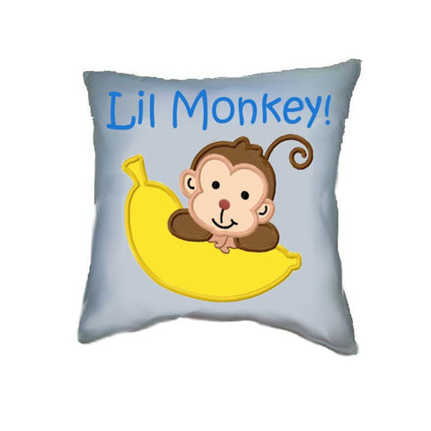 Little/Lil Monkey Cushion