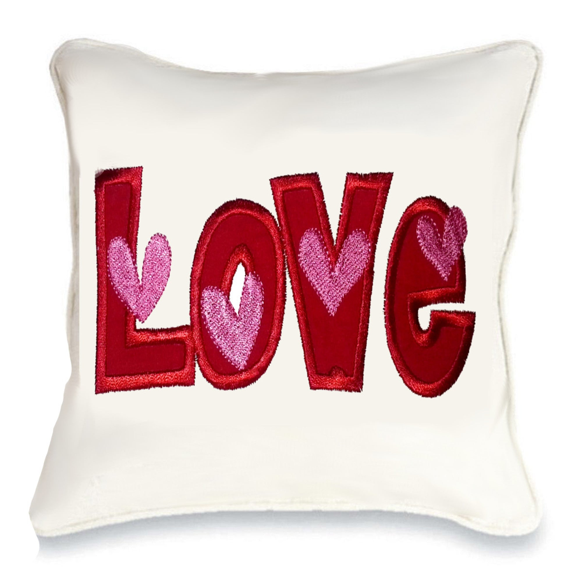 Love Word Cushion