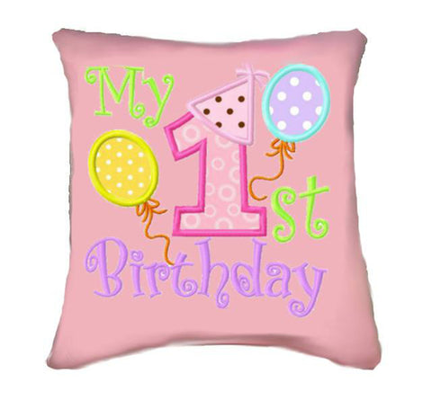Birthday Party Cushion