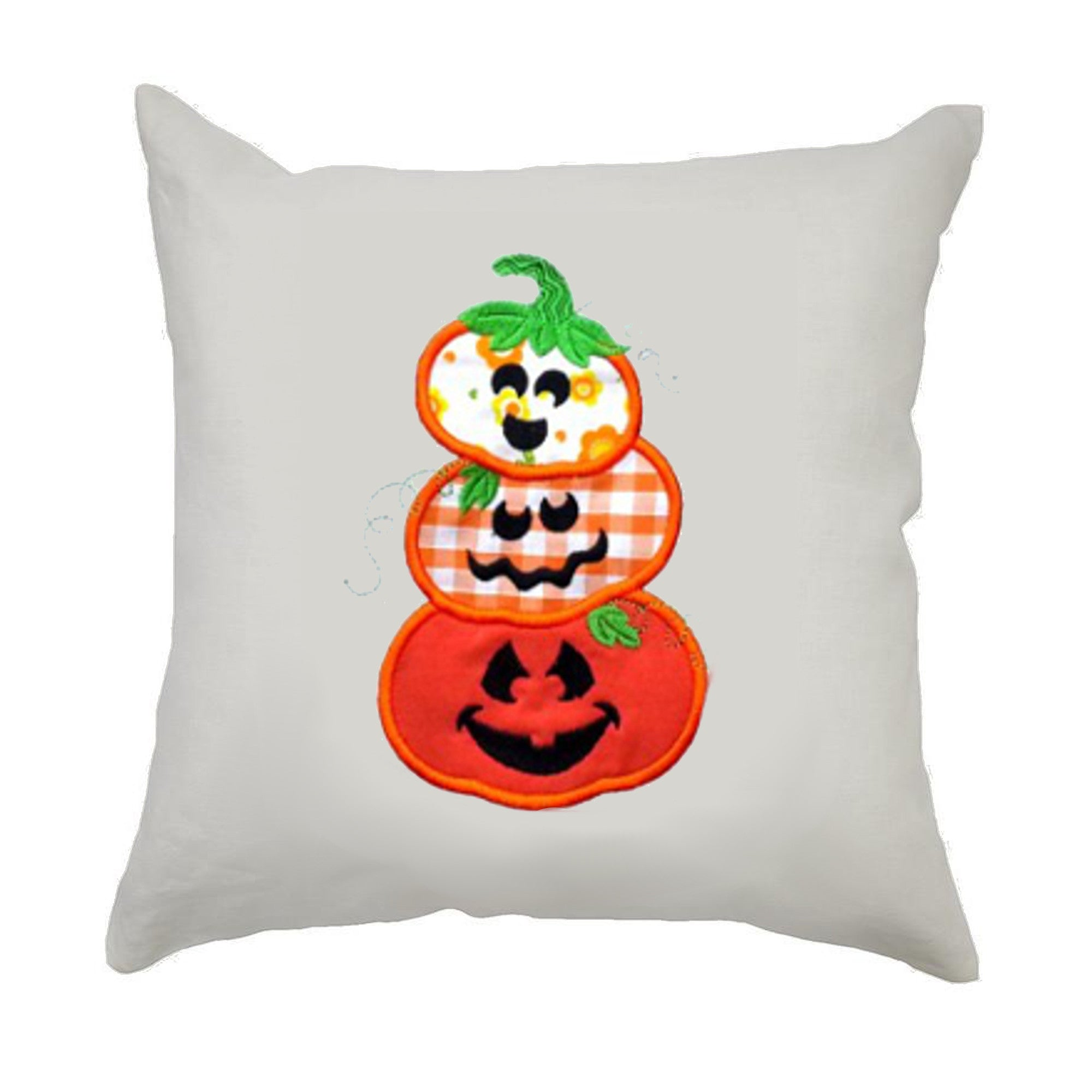 Pumpkin Stack Cushion