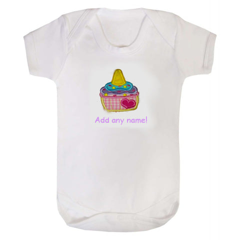 Unicorn Cupcake bodysuit