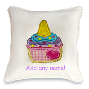 Unicorn Cupcake Cushion
