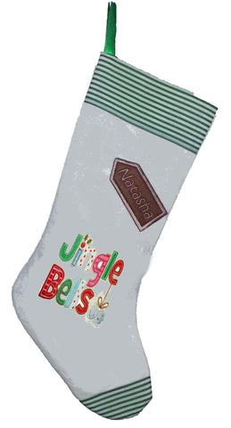 Jingle Bells Stocking