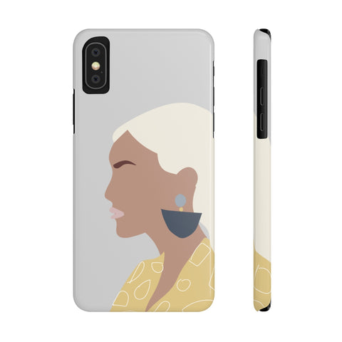Case Mate Slim Phone Cases | Girl with the Earring (Blue)