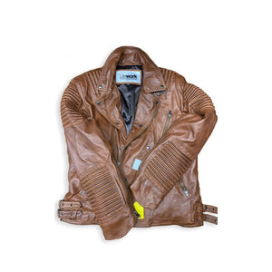 LEATHER BIKER JACKETS