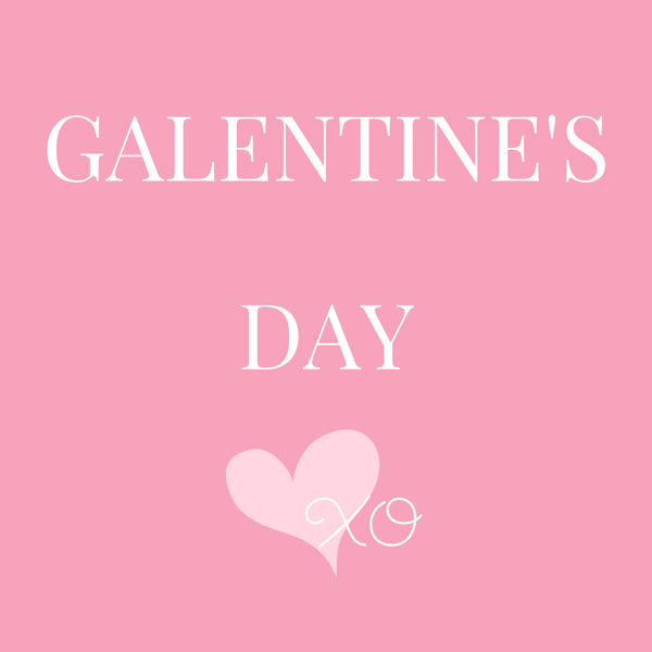 Galentine's Day Girl Power!