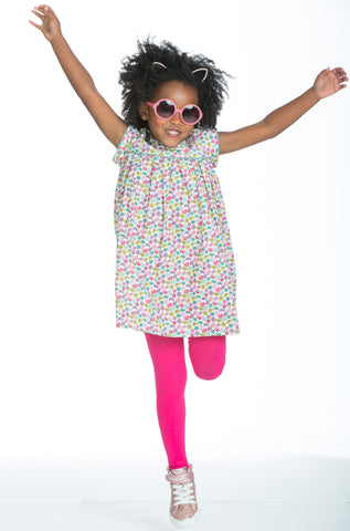 BISBY Charlotte Dress, Fun mix and match clothing for girls