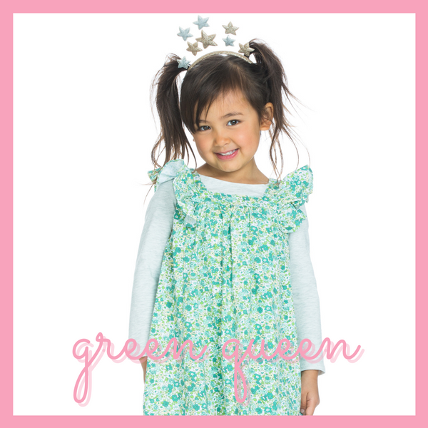gift guide green queen