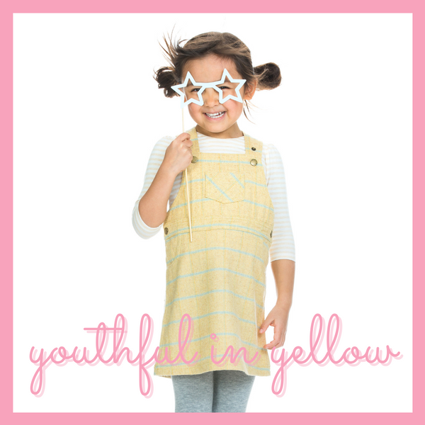 gift guide youthful in yellow