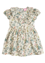 Margaret Dress - Yellow Woodland - BISBY